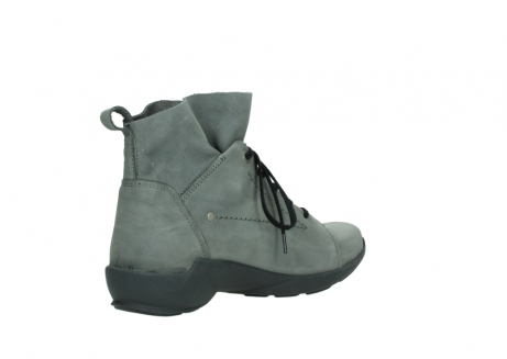 wolky chaussures a lacets 01574 bello 10220 nubuck gris_10