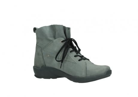 wolky chaussures a lacets 01574 bello 10220 nubuck gris_15