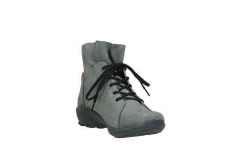 wolky chaussures a lacets 01574 bello 10220 nubuck gris_17