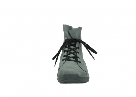 wolky lace up shoes 01574 bello 10220 grey nubuck_19
