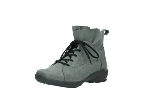 wolky chaussures a lacets 01574 bello 10220 nubuck gris_22