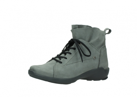 wolky chaussures a lacets 01574 bello 10220 nubuck gris_23