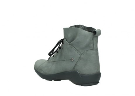 wolky chaussures a lacets 01574 bello 10220 nubuck gris_4