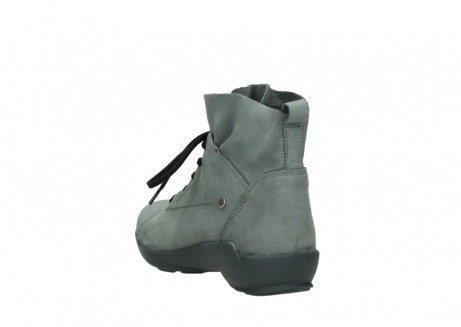 wolky chaussures a lacets 01574 bello 10220 nubuck gris_5
