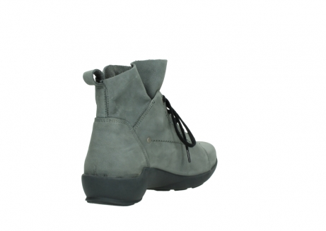 wolky chaussures a lacets 01574 bello 10220 nubuck gris_9