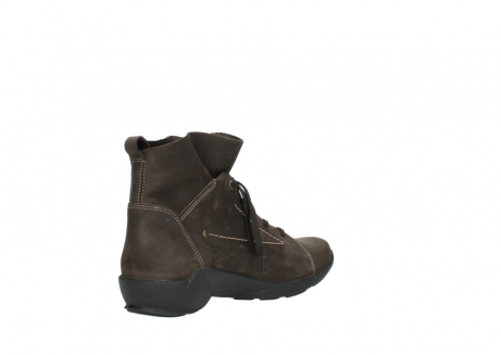 wolky chaussures a lacets 01574 bello 103000 nubuck marron_10