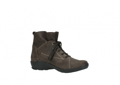 wolky chaussures a lacets 01574 bello 103000 nubuck marron_15