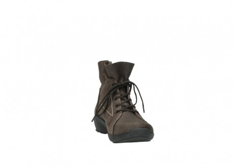 wolky chaussures a lacets 01574 bello 103000 nubuck marron_18