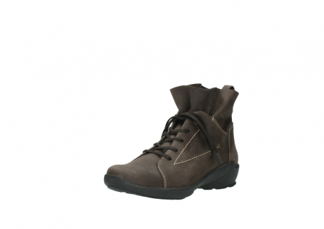 wolky chaussures a lacets 01574 bello 103000 nubuck marron_22