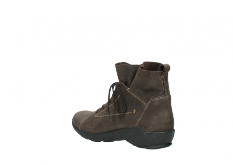 wolky chaussures a lacets 01574 bello 103000 nubuck marron_4