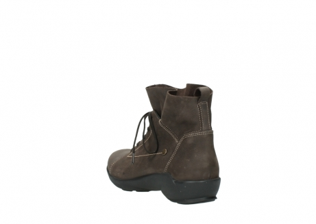wolky chaussures a lacets 01574 bello 103000 nubuck marron_5