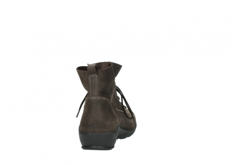 wolky chaussures a lacets 01574 bello 103000 nubuck marron_8