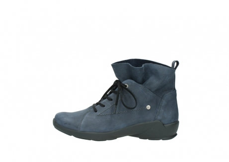 wolky chaussures a lacets 01574 bello 10800 nubuck bleu_1