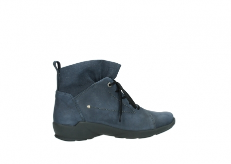 wolky chaussures a lacets 01574 bello 10800 nubuck bleu_12