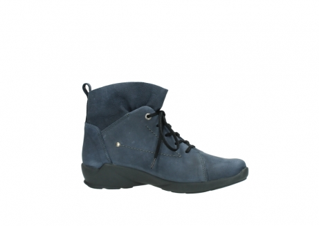 wolky chaussures a lacets 01574 bello 10800 nubuck bleu_14