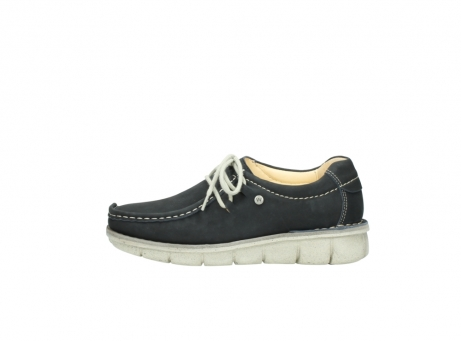 wolky lace up shoes 01625 dutch 10070 black nubuck_1