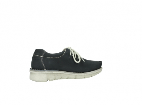 wolky lace up shoes 01625 dutch 10070 black nubuck_11
