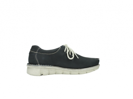 wolky lace up shoes 01625 dutch 10070 black nubuck_12