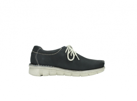 wolky lace up shoes 01625 dutch 10070 black nubuck_13