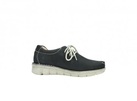 wolky lace up shoes 01625 dutch 10070 black nubuck_14