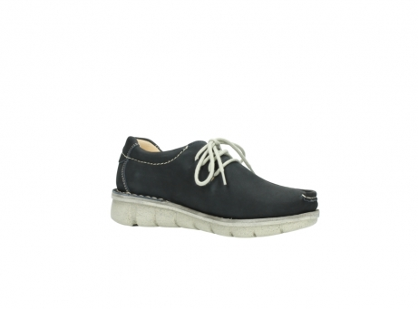 wolky lace up shoes 01625 dutch 10070 black nubuck_15