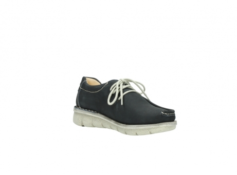 wolky lace up shoes 01625 dutch 10070 black nubuck_16