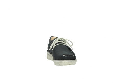 wolky lace up shoes 01625 dutch 10070 black nubuck_18
