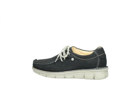 wolky lace up shoes 01625 dutch 10070 black nubuck_2