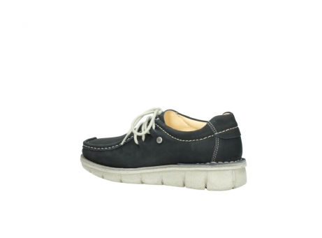 wolky lace up shoes 01625 dutch 10070 black nubuck_3