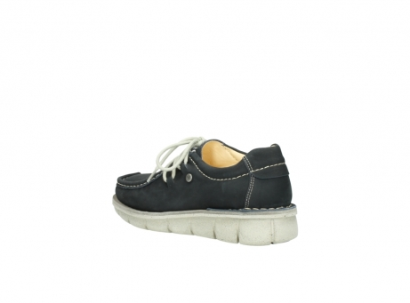 wolky lace up shoes 01625 dutch 10070 black nubuck_4
