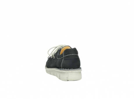 wolky lace up shoes 01625 dutch 10070 black nubuck_6