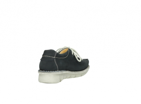 wolky lace up shoes 01625 dutch 10070 black nubuck_9