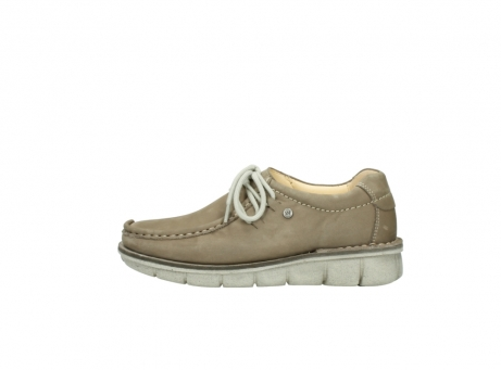 wolky veterschoenen 01625 dutch 10150 taupe nubuck_1