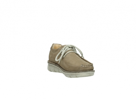 wolky veterschoenen 01625 dutch 10150 taupe nubuck_17