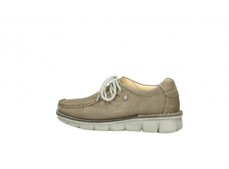wolky veterschoenen 01625 dutch 10150 taupe nubuck_2