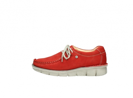 wolky veterschoenen 01625 dutch 10570 rood nubuck_1