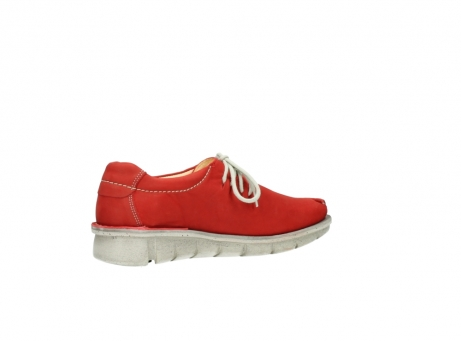 wolky veterschoenen 01625 dutch 10570 rood nubuck_11