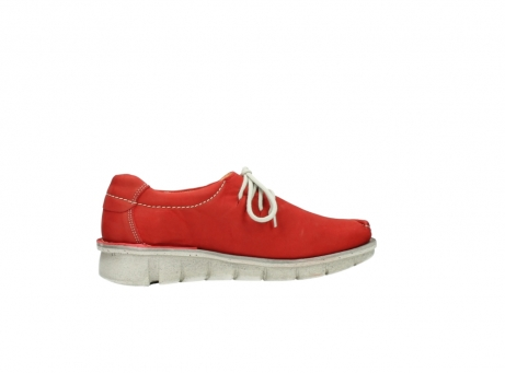 wolky veterschoenen 01625 dutch 10570 rood nubuck_12