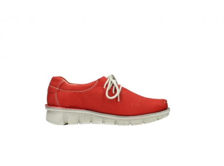wolky veterschoenen 01625 dutch 10570 rood nubuck_13