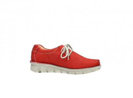 wolky veterschoenen 01625 dutch 10570 rood nubuck_14
