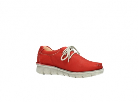 wolky veterschoenen 01625 dutch 10570 rood nubuck_15