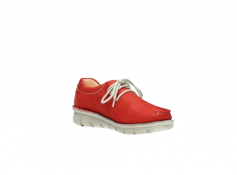 wolky veterschoenen 01625 dutch 10570 rood nubuck_16