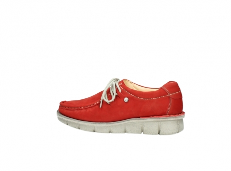 wolky veterschoenen 01625 dutch 10570 rood nubuck_2