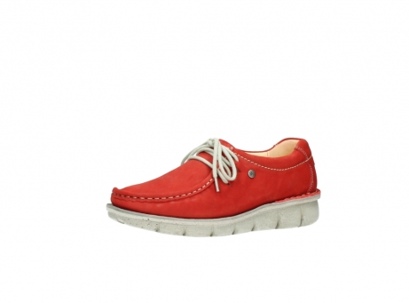 wolky veterschoenen 01625 dutch 10570 rood nubuck_23