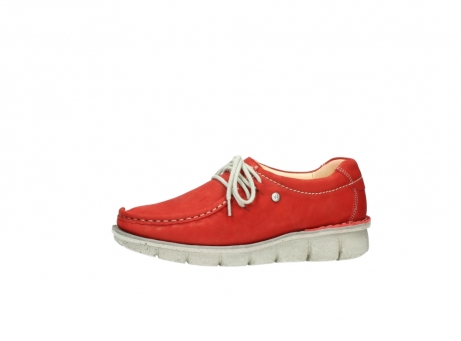 wolky veterschoenen 01625 dutch 10570 rood nubuck_24