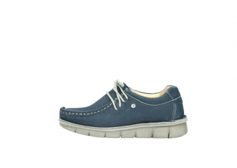 wolky lace up shoes 01625 dutch 10870 blue nubuck_1
