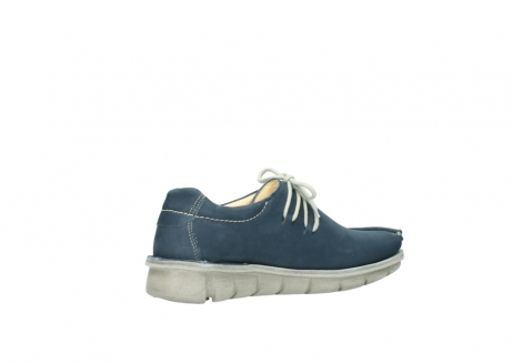 wolky lace up shoes 01625 dutch 10870 blue nubuck_11