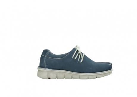 wolky lace up shoes 01625 dutch 10870 blue nubuck_13
