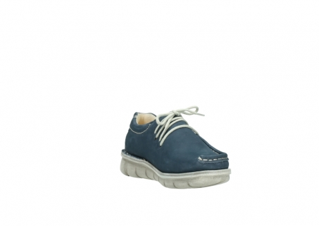 wolky lace up shoes 01625 dutch 10870 blue nubuck_17