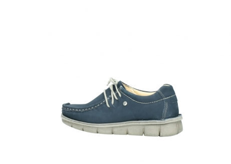 wolky lace up shoes 01625 dutch 10870 blue nubuck_2